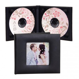 Deluxe Double CD/DVD Folio