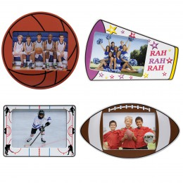 Wholesale Wood Sports Team Picture Frames