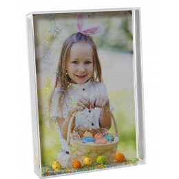 wholesale Easter snow picture frame for bunny portrait photographers