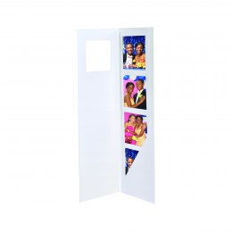 2x8 Photo Strip Photo Folder for Photo Booths