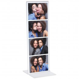 Wholesale Plastic Photo Strip T Shape Picture Frames