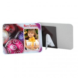 Ornament Puff Picture Frame