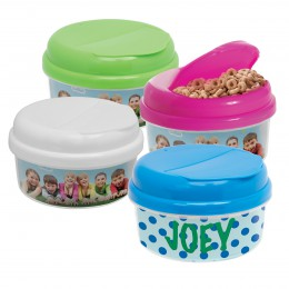 Create Your Own Snack Containers