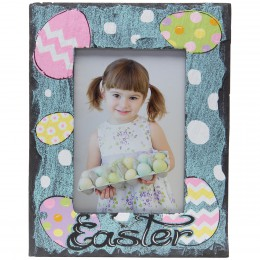 Wholesale Slate Easter Picture Frames