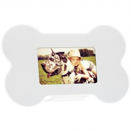 Dog Bone Picture Frame