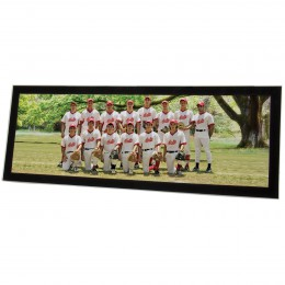 """24"""" x 8"""" Acrylic Panoramic Picture Frame"""