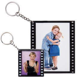 Film Strip Photo Keychain
