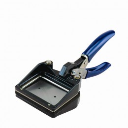 "1-3/4"" x 2-3/4"" Handheld Photo Punch"