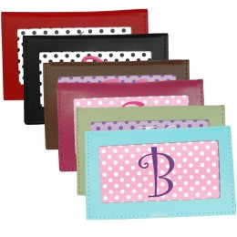 Create Your Own Leather-Like Checkbook Covers