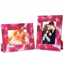 Rose Petals Picture Frame